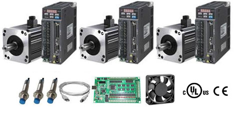 Motiontek | AC Servo Motor Driver | CNC KIT Router Mill Plasma ...