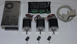 Motiontek | CNC Retrofit KIT rebuild Router mill lathe plasma laser